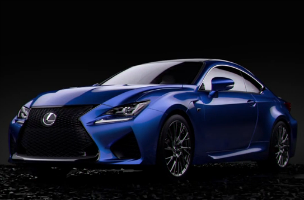 Team One Introduces Rc Coupe For Lexus Agencyspy