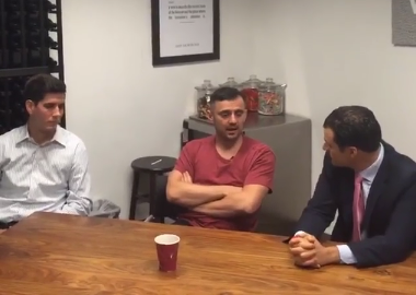 Gary Vee Will Disrupt Sports Marketing with Some Help from Darren Rovell