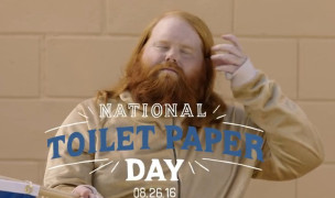 Droga5 New York Celebrated National Toilet Paper Day for Quilted ...