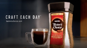 Doner's First Work for Nescafé Wants You to Forget What You Think