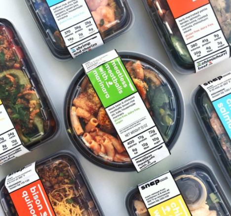 santa monica based indie agency supermoon scored agency of record status on healthy food chain snap kitchen after a review - Snap Kitchen