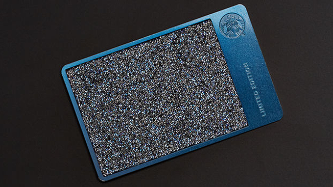 Why Starbucks Sold Out Of Those 200 Swarovski Gift Cards