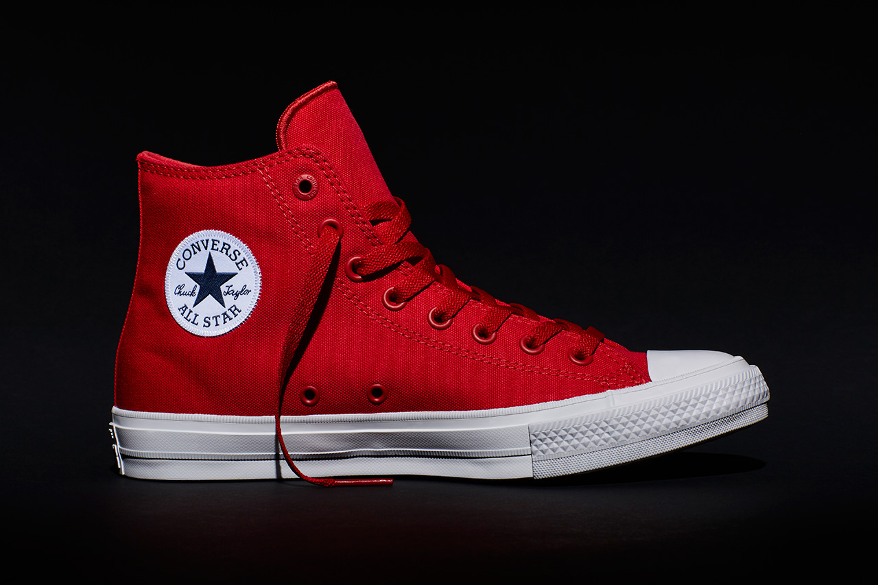 Automáticamente Sombra Ten confianza  Converse Unveils the Chuck Taylor II. Here's What It Looks Like, and How  They'll Market It