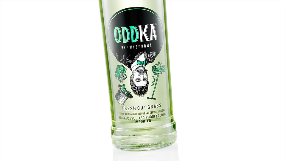 Outstanding The 13 Strangest Vodka Flavors And The Drinks You Could Actually Personalised Birthday Cards Akebfashionlily Jamesorg