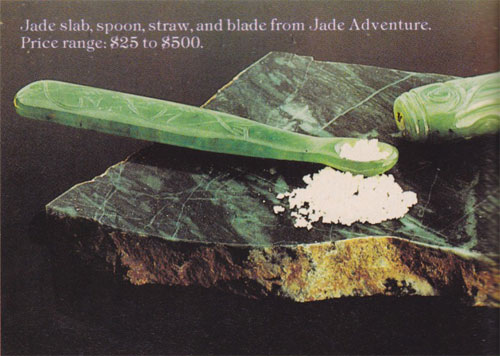 These Shameless Cocaine Ads Prove the '70s Were a Hell of a