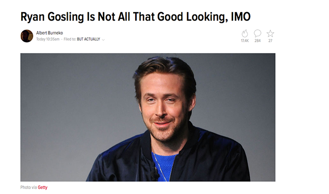 Deadspin And Jezebel Staff Members Are Writing Each Other S Stories For April Fools Day