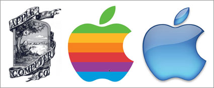 the story behind the apple logo s evolution adweek