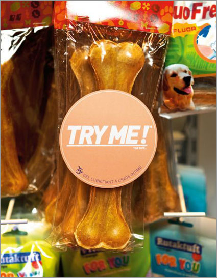 Try-dog-bone