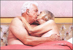 Pics of old people having sex