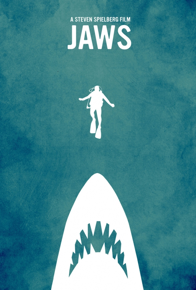 In An Internet Full Of Minimalist Movie Posters These Are Pretty