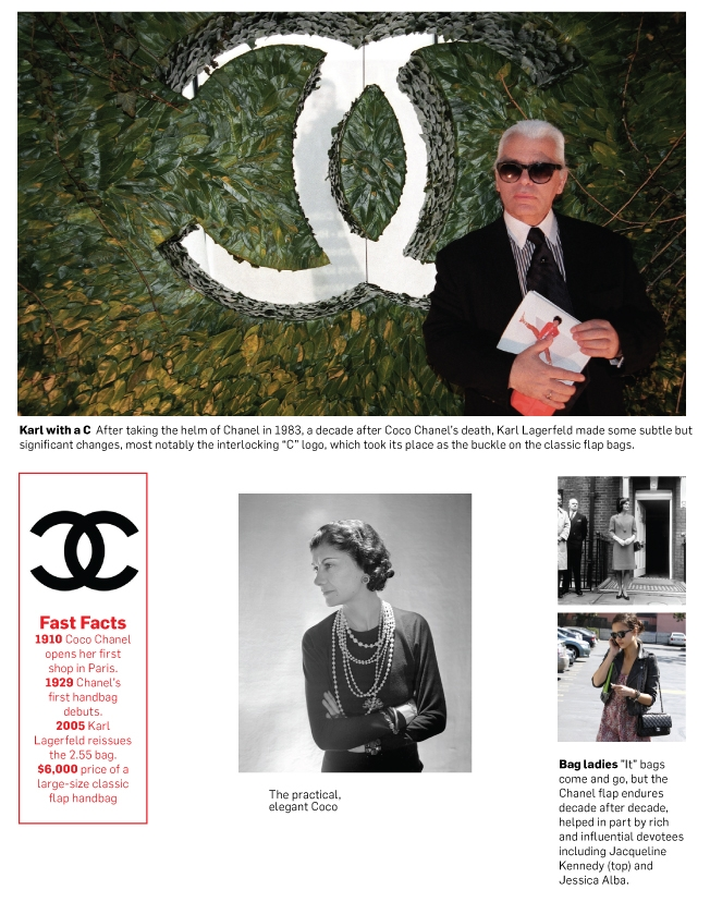 8f4cf173b21b61 Chanel's 60-Year-Old Bag Is Still a Paragon of Over-the-Shoulder Fashion –  Adweek