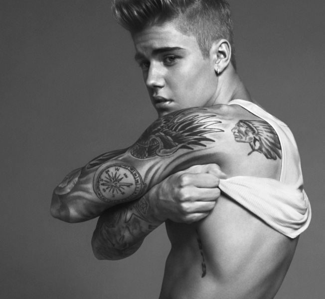 Everyone Make Everywhere Justin Ads Calvin Klein Question Bieber's qXwvOXa