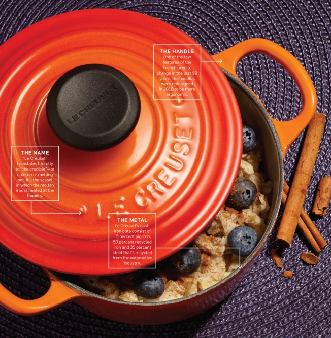 Why Le Creuset Is Still The Hottest Pot In Americas Kitchens Adweek