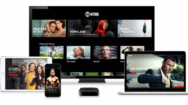 Showtime Has Officially Launched Its Streaming Service ...