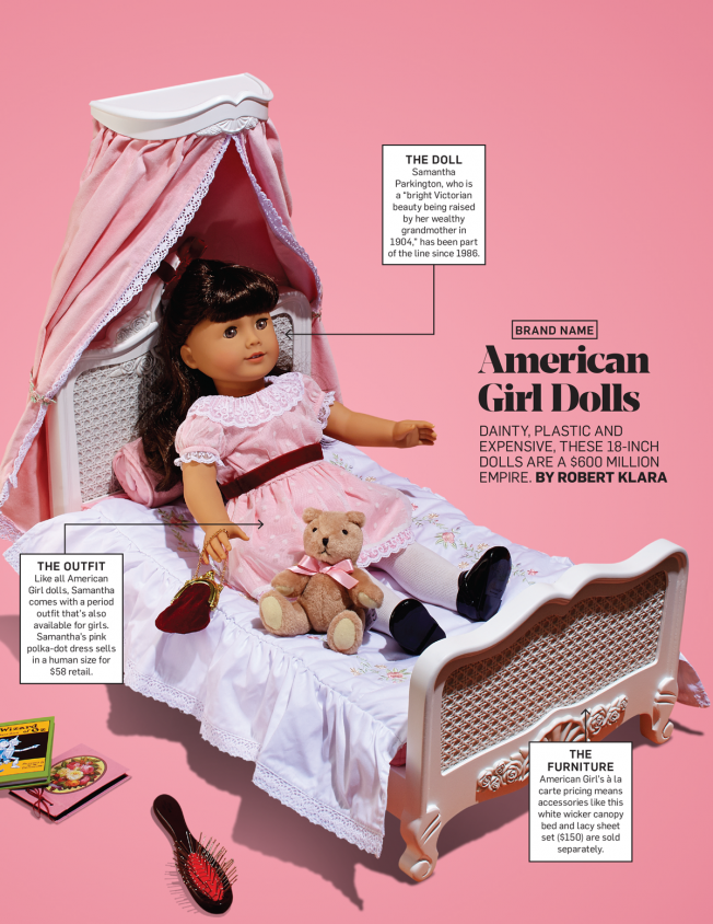 How American Girl S Storied Dolls Became Such A Surprising