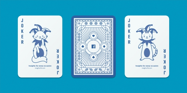 Facebook Made an Amazing Deck of Playing Cards With