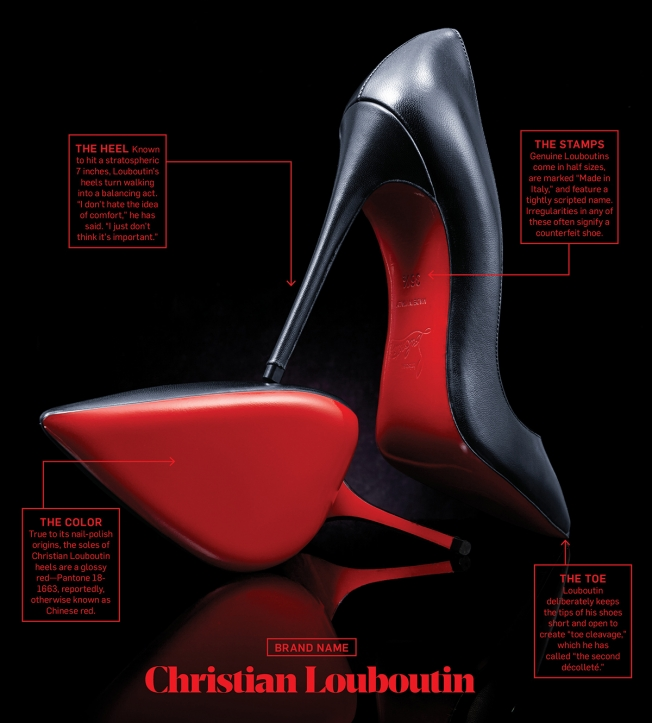 christian louboutin chinese name
