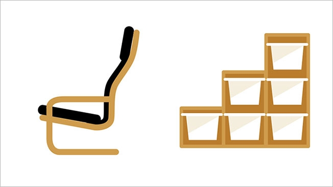 Ikea Develops Its Own Emojis, for When You Need to Text About