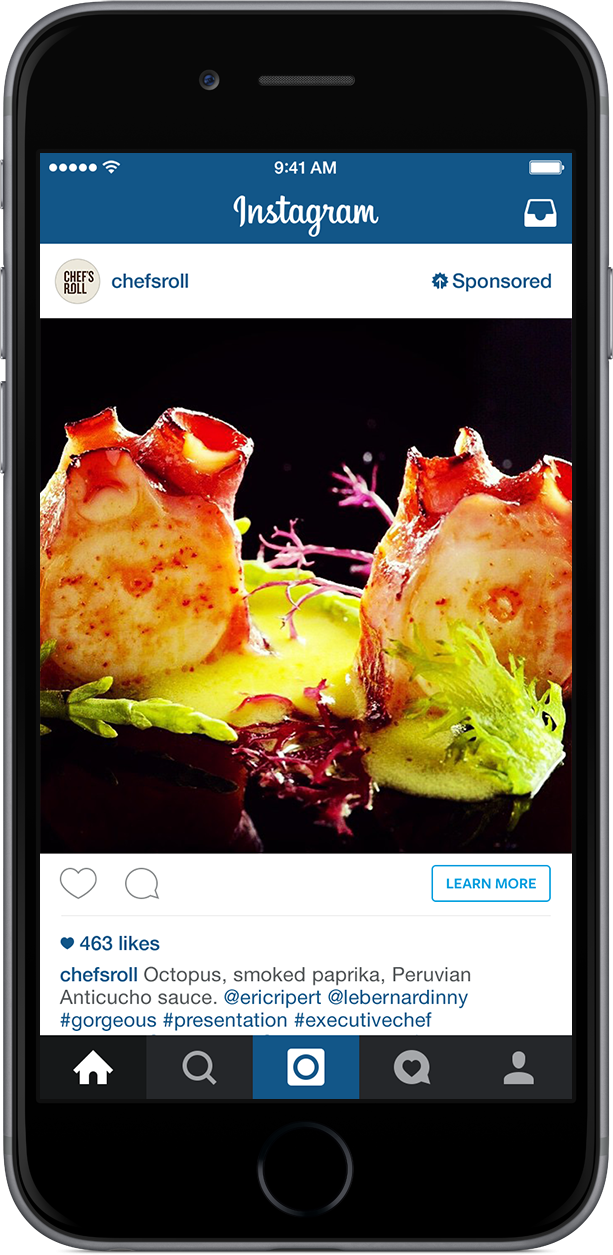 Instagram Unleashes A Fully Operational Ad Business Adweek