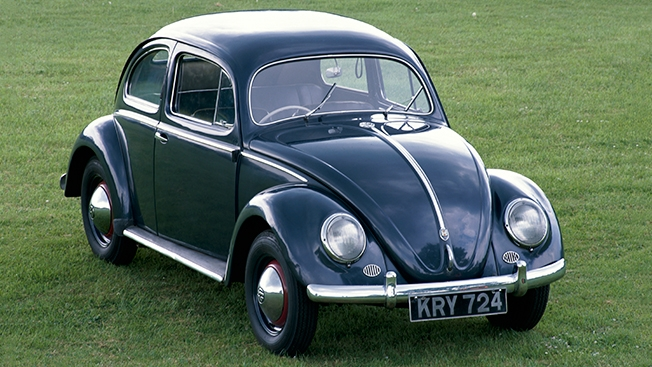 Why Vw Is Bringing Back The Original Beetle Sort Of Adweek