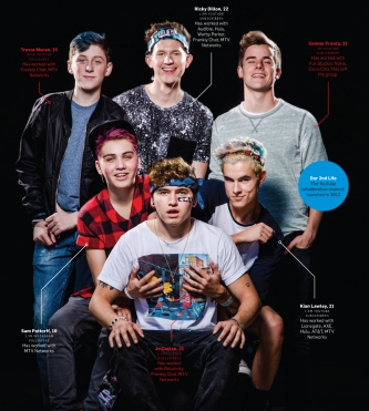 These YouTubers Are This Generation's Rock Stars – Adweek