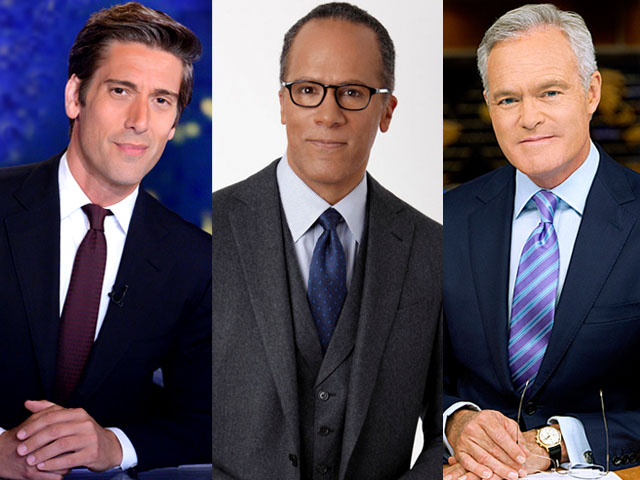evening news ratings nbc wins week cbs delivers in demo tvnewser