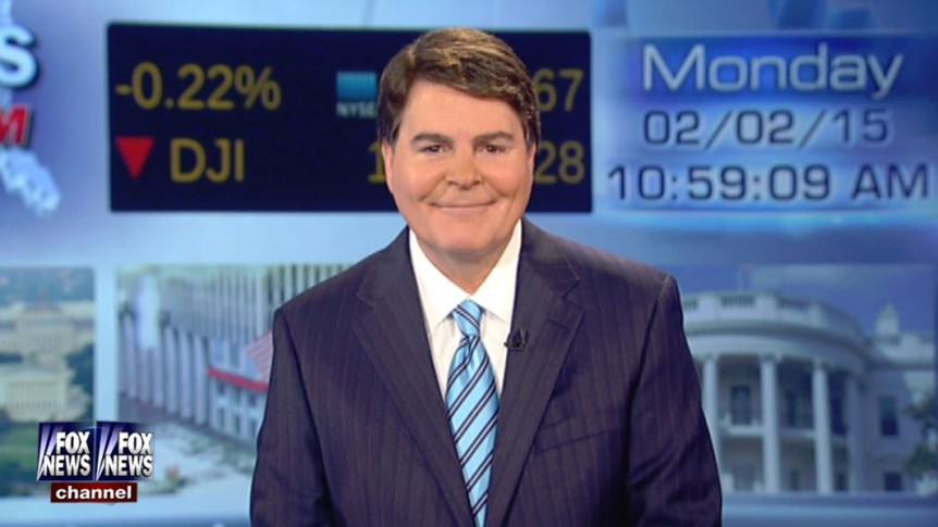 Gregg Jarrett: 'I Might Not Have Survived' Without Roger