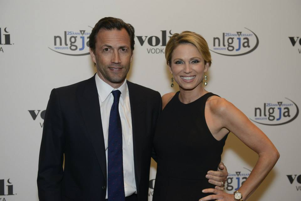 andrew shue and amy robach tvnewser