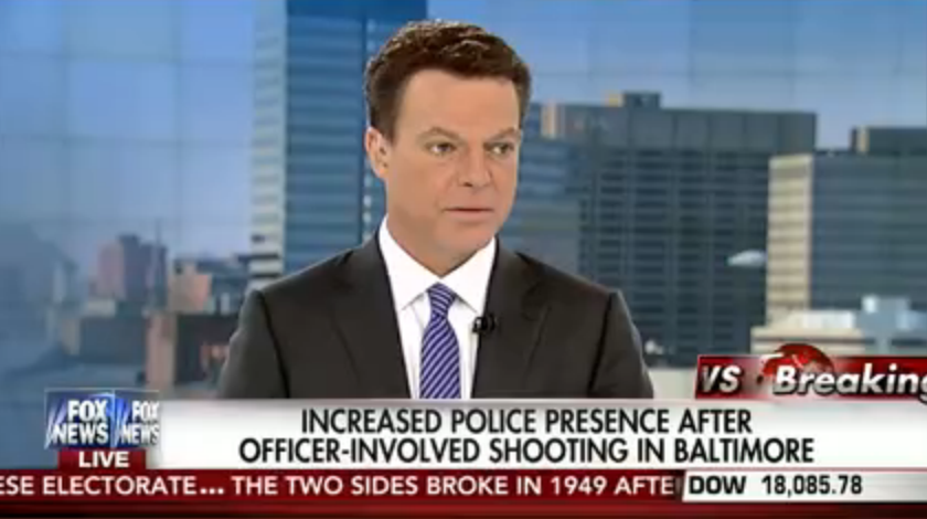 Fox News' Shepard Smith Apologizes Over Baltimore Shooting Report