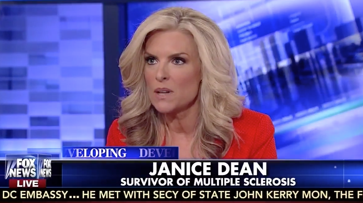 Janice Dean Defends Ann Romney: 'I Can't Wait to Read Her Book