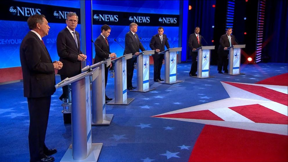 13.2 Million Watch GOP Debate on ABC | TVNewser