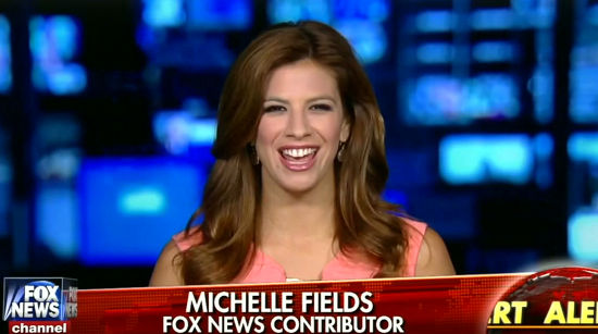 report michelle fields �roughed up� by trump campaign