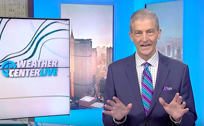 Weather Channel Meteorologist Dave Schwartz Has Died | TVNewser