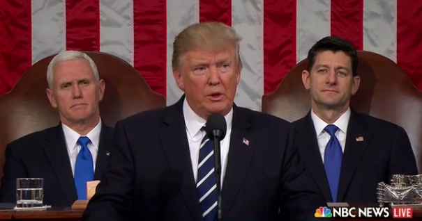 Here's How TV News Is Covering Tuesday's State of the Union