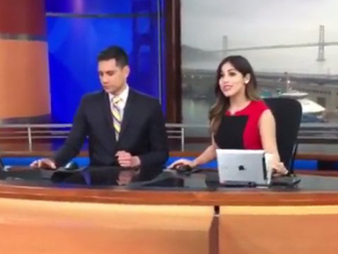 San Francisco Station Gives Viewers Live Look Behind the