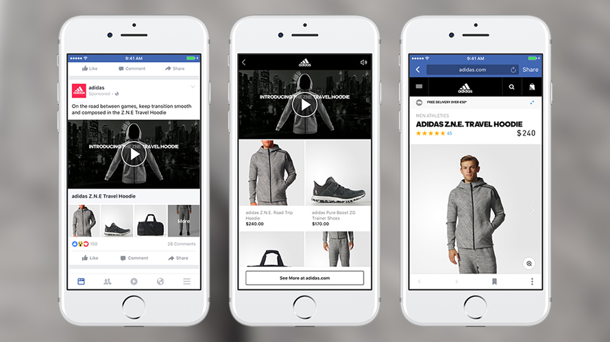 Facebook's New Video Ad Format Aims to Make Ecommerce Easier – Adweek