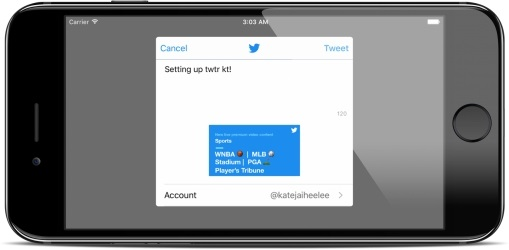 Twitter Kit 3 Brings Improved Sharing, Authorization to App