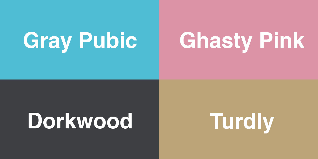 Will Ai Take Creative Jobs Judging By These Paint Names Probably Not Today