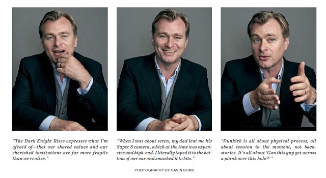 Christopher Nolan's Kids Know How to Rile Up Dad – Adweek