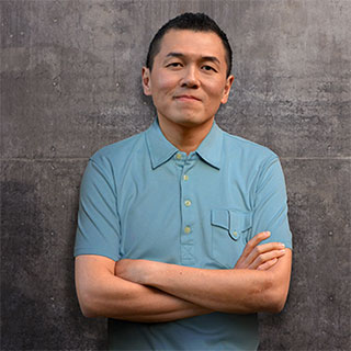 Portrait of Ronald Ng
