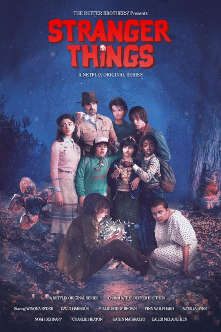 Netflix Is Making Stranger Things Versions of Classic '80s