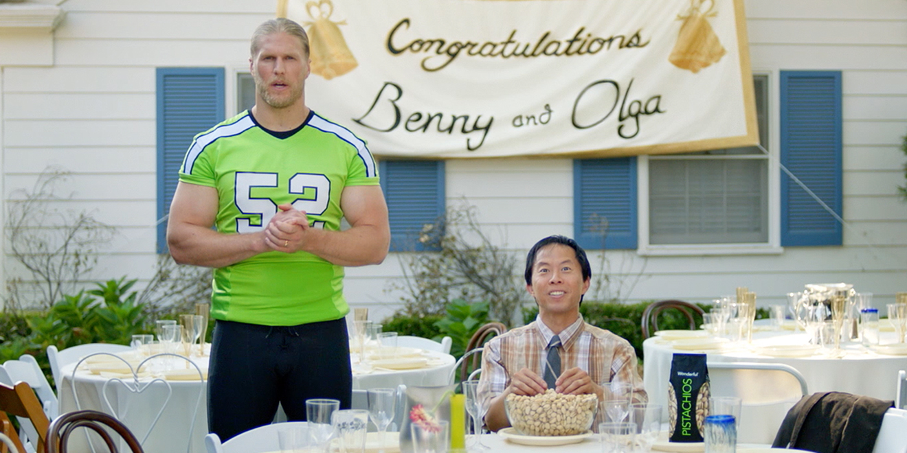 Wonderful Pistachios And Nfl Stars Get Delightfully Deadpan In New Ads About Chronic Losers