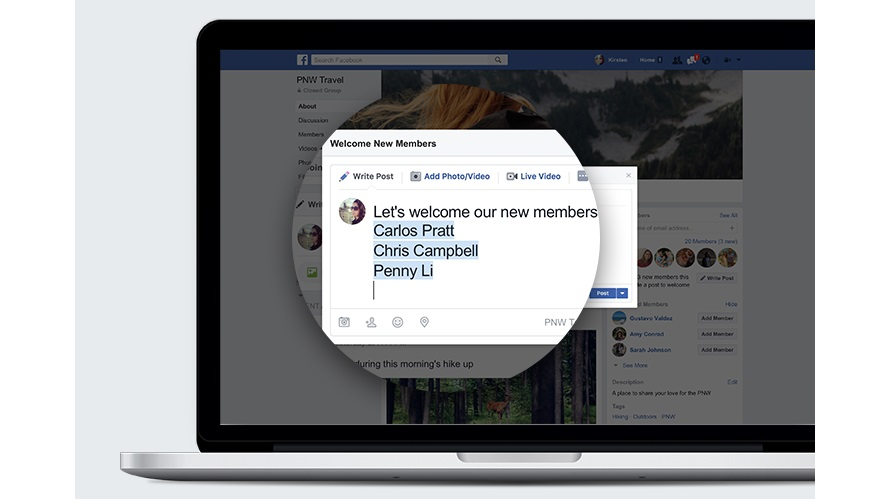 Facebook Introduced New Tools for Group Admins, Members – Adweek