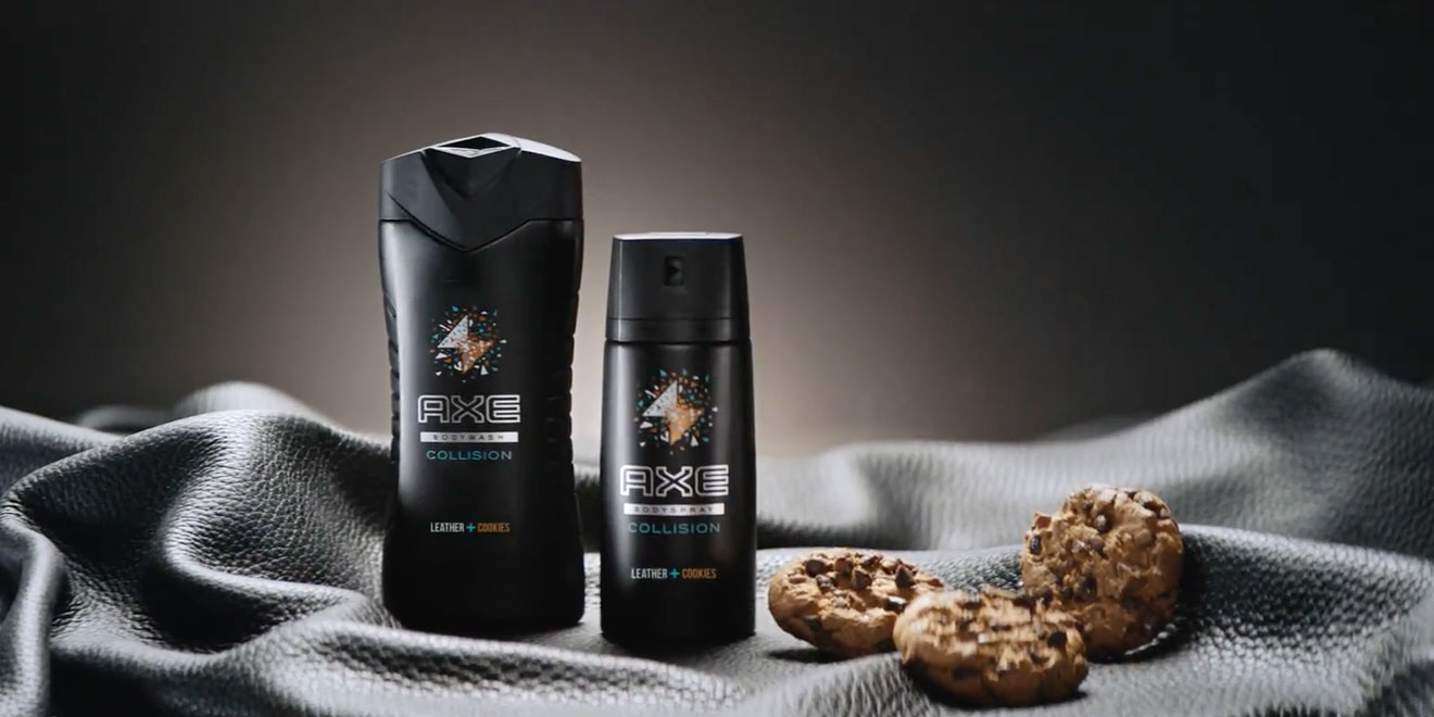 Axe Made a Product Scent Called Leather + Cookies, and Has a