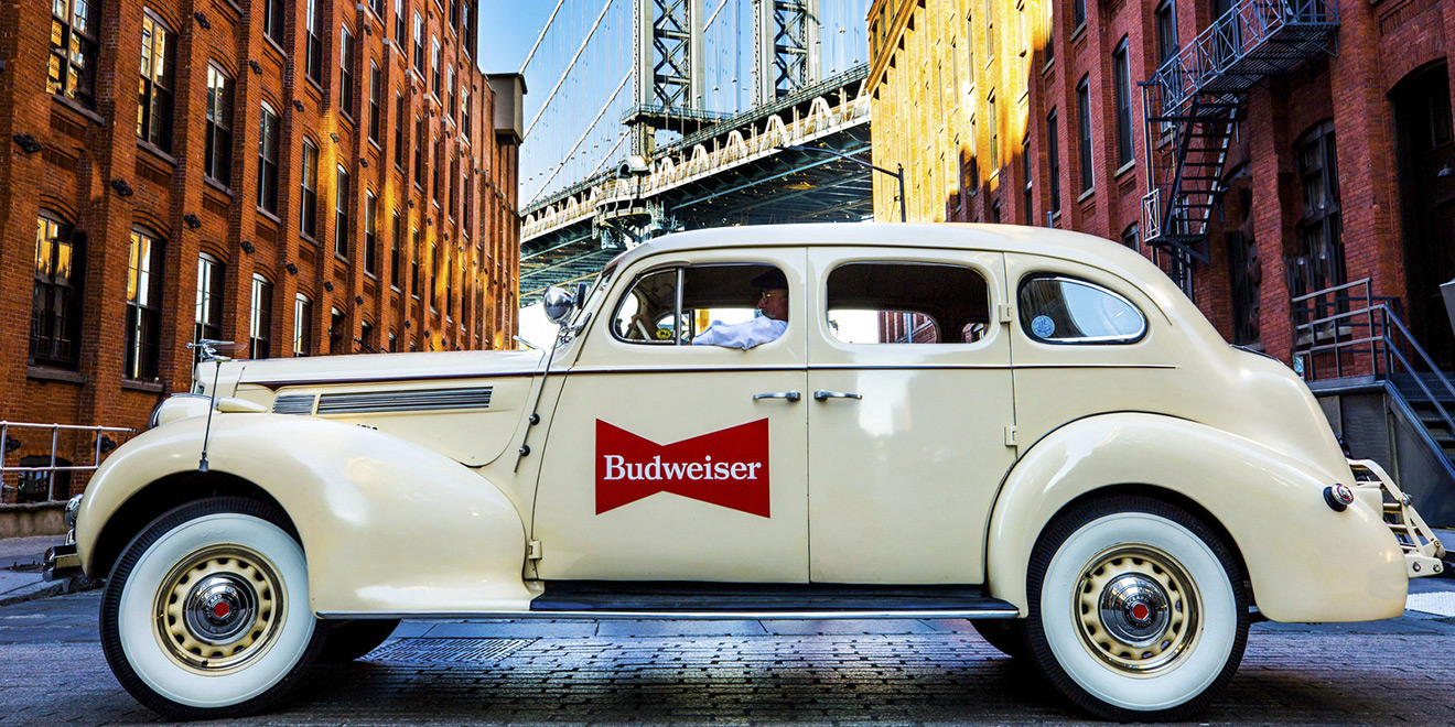 Why Budweiser Is Teaming Up With Lyft to Deploy a Fleet of Classic ...