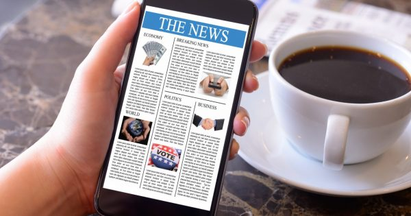 More People Are Getting Their News From Multiple Social Networking Sites