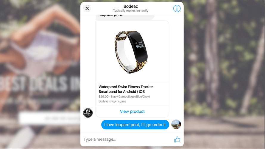 Facebook Will Let Brands Integrate Messenger With Their