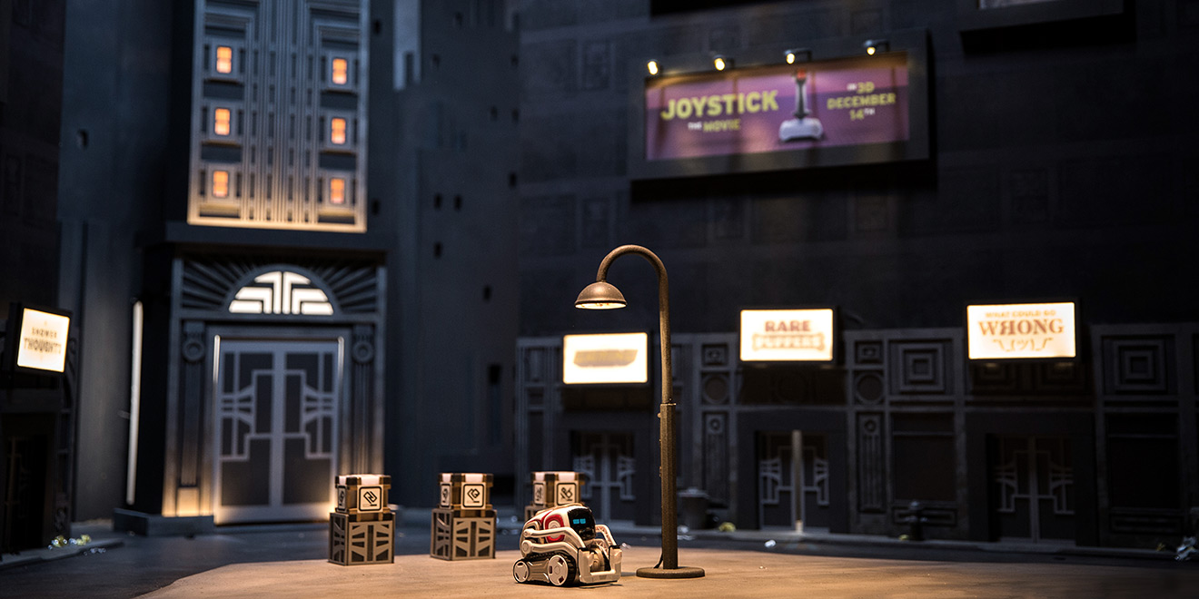 Wieden + Kennedy Lodge Made 7 Reddit-Themed Escape Rooms for a Toy Robot Brand