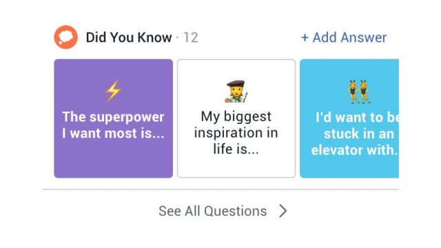 Facebook: Here's How to Answer 'Did You Know' Questions – Adweek