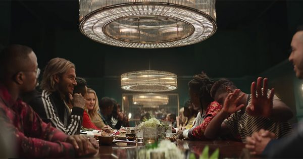 Adidas Brings Superstars Like Lionel Messi And Karlie Kloss Together For A Feast In Its Latest Spot